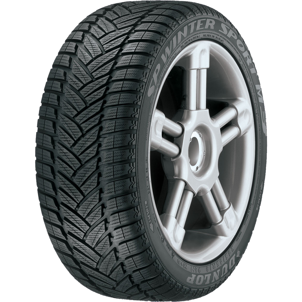 255/35R18   DUNL SP Win Riepa 94V XL DOT07